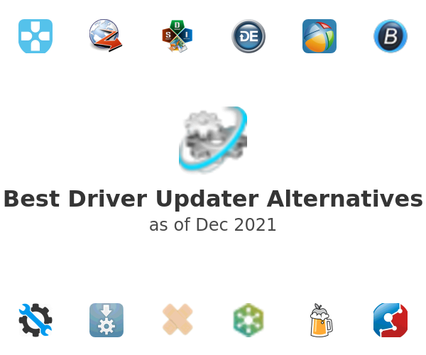 Best Driver Updater Alternatives