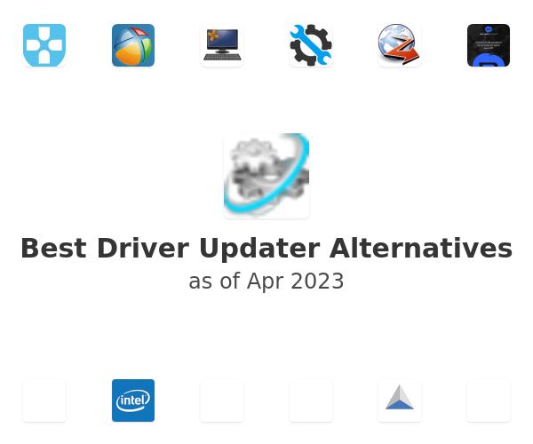 Best Driver Updater Alternatives