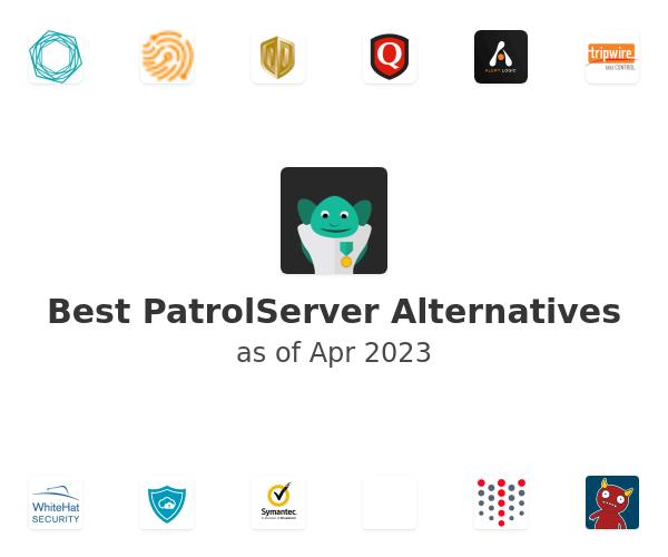 Best PatrolServer Alternatives