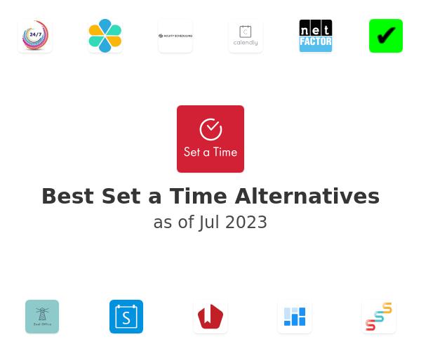 Best Set a Time Alternatives