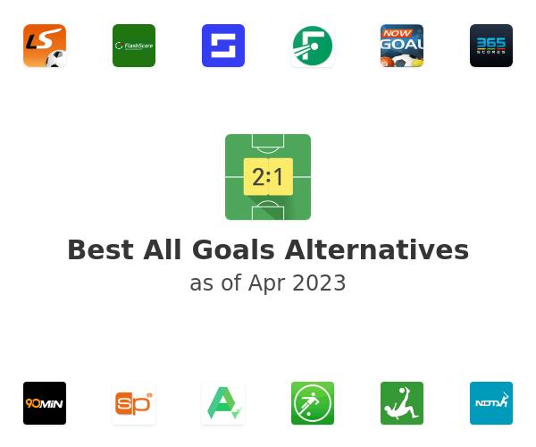 Best All Goals Alternatives