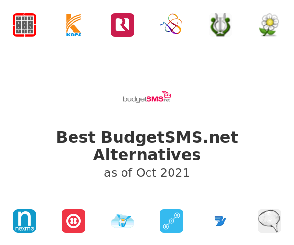 Best BudgetSMS.net Alternatives