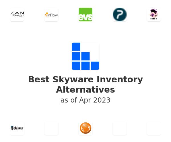 Best Skyware Inventory Alternatives