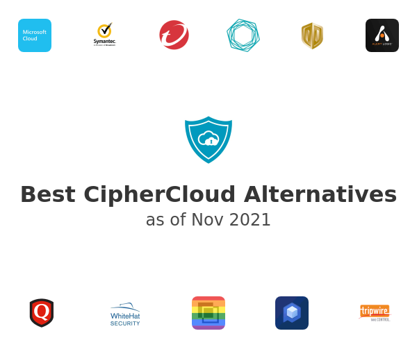 Best CipherCloud Alternatives