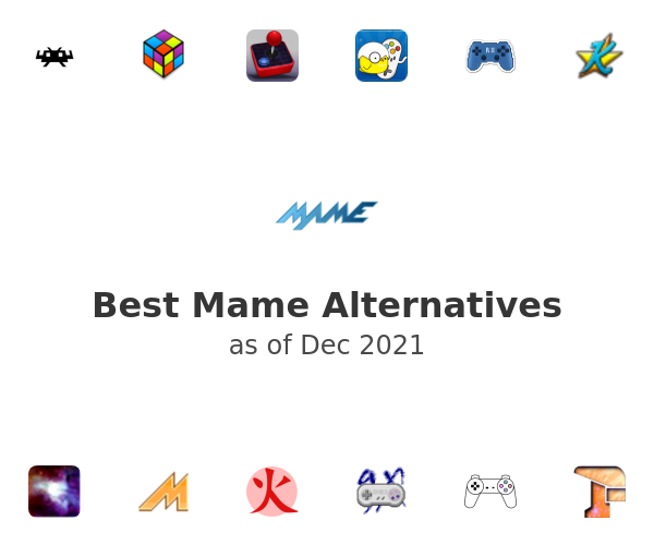Best Mame Alternatives