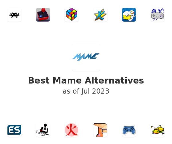 Best Mame Alternatives