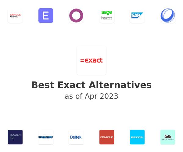 Best Exact Alternatives