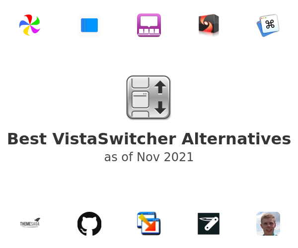 Best VistaSwitcher Alternatives
