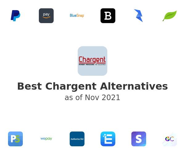 Best Chargent Alternatives