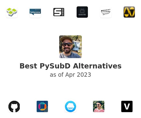 Best PySubD Alternatives