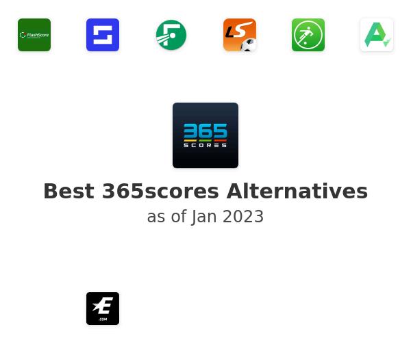 Best 365scores Alternatives