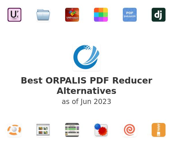 Best ORPALIS PDF Reducer Alternatives