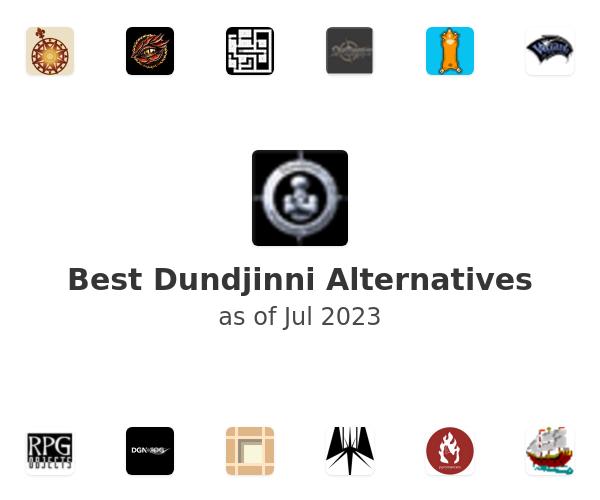 Best Dundjinni Alternatives