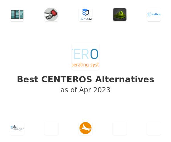 Best CENTEROS Alternatives