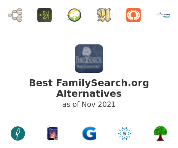 Best FamilySearch.org Alternatives