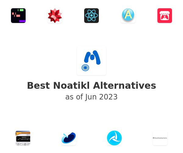 Best Noatikl Alternatives