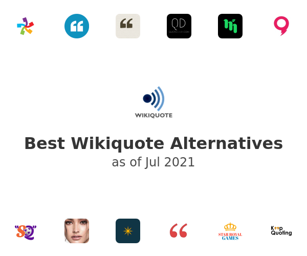 Best Wikiquote Alternatives