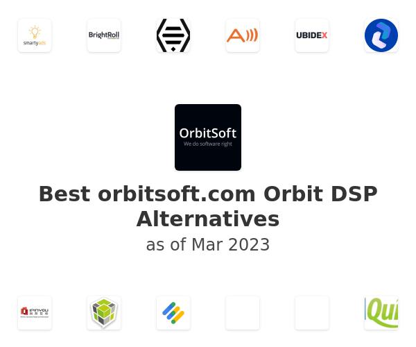Best Orbit DSP Alternatives