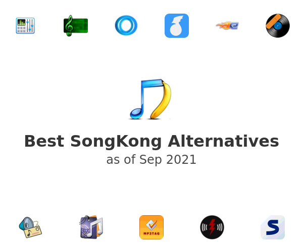 Best SongKong Alternatives