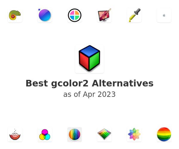 Best gcolor2 Alternatives