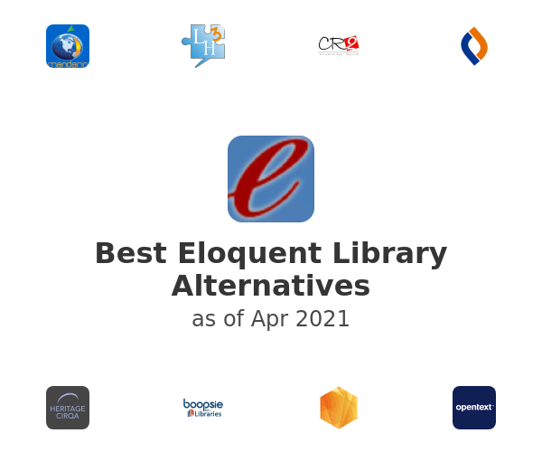Best Eloquent Library Alternatives