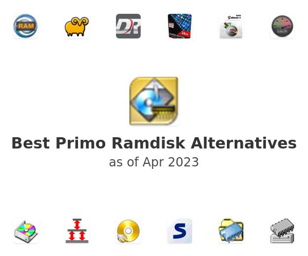 Best Primo Ramdisk Alternatives