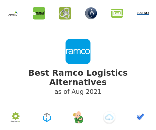 Best Ramco Logistics Alternatives