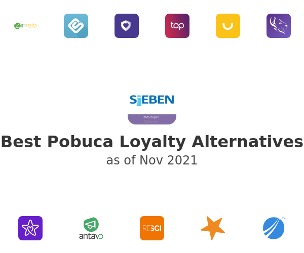 Best Pobuca Loyalty Alternatives