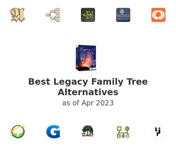 Best Legacy Family Tree Alternatives