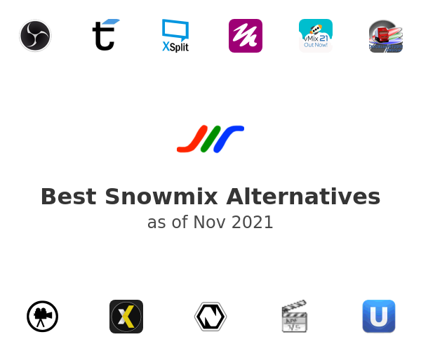 Best Snowmix Alternatives