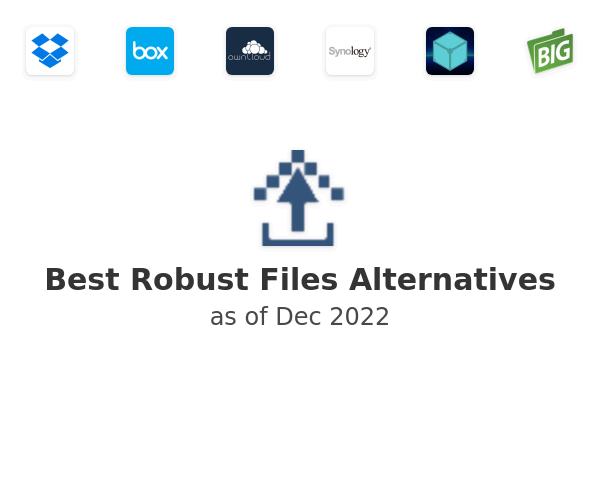 Best Robust Files Alternatives