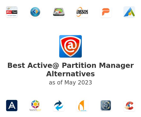 Best Active@ Partition Manager Alternatives