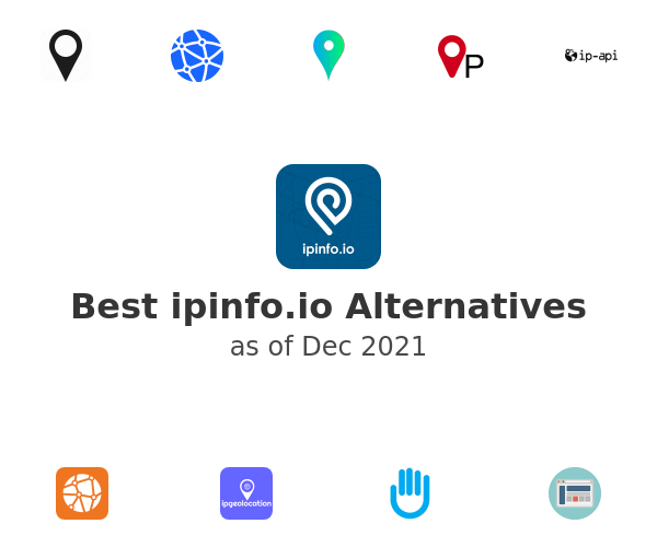 Best ipinfo.io Alternatives