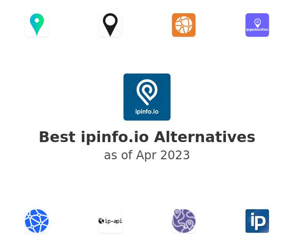 Best ipinfo.io Alternatives