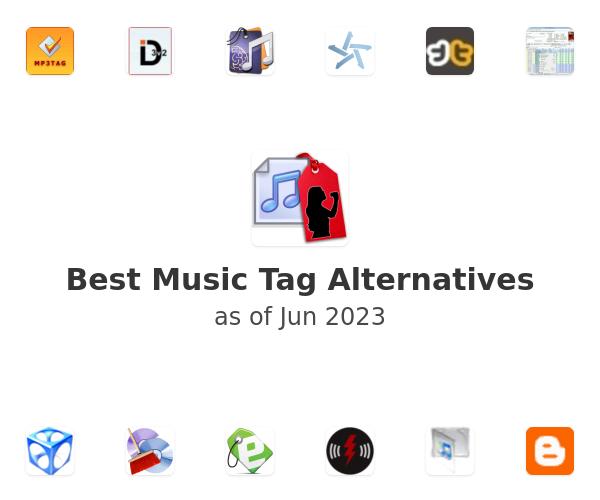 Best Music Tag Alternatives