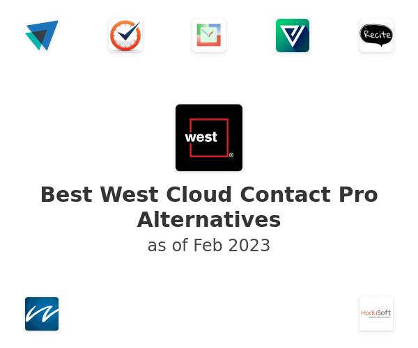 Best West Cloud Contact Pro Alternatives