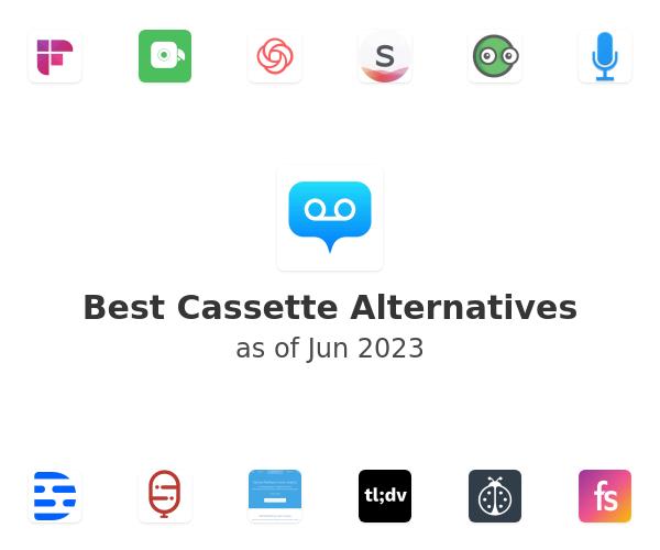 Best Cassette Alternatives