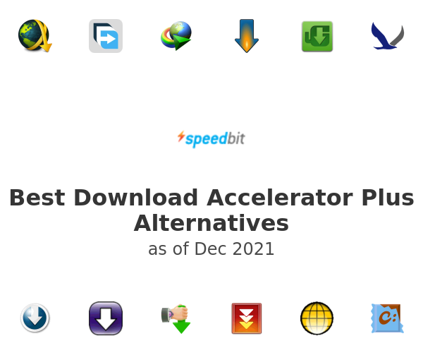 Best Download Accelerator Plus Alternatives