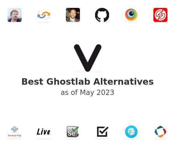 Best Ghostlab Alternatives