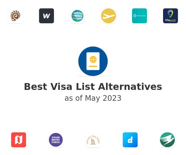 Best Visa List Alternatives