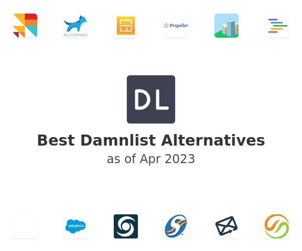 Best Damnlist Alternatives