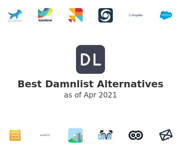 Best Damnlist Alternatives