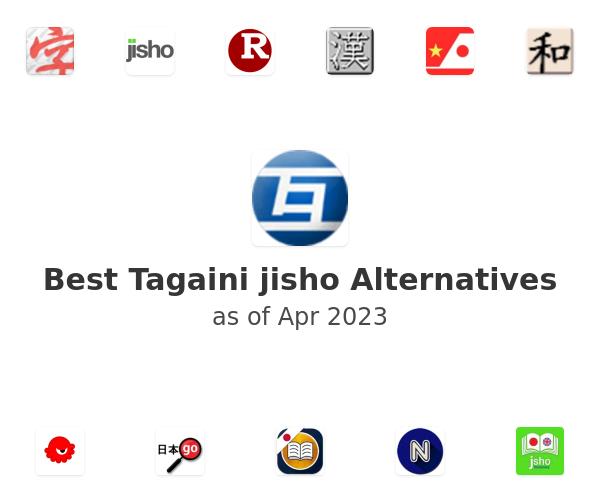 Best Tagaini jisho Alternatives