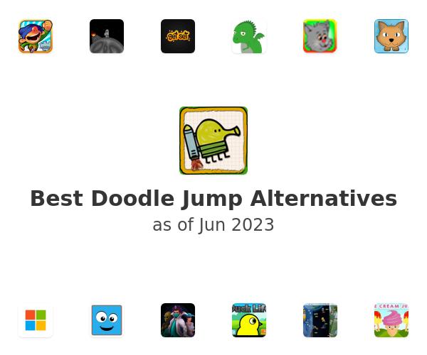 Best Doodle Jump Alternatives