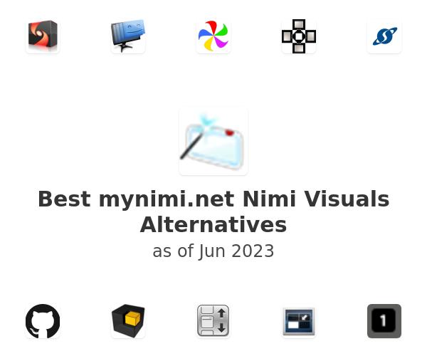Best Nimi Visuals Alternatives
