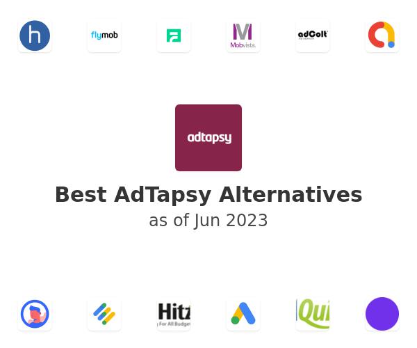 Best AdTapsy Alternatives