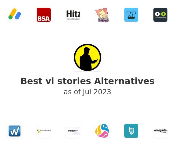 Best vi stories Alternatives