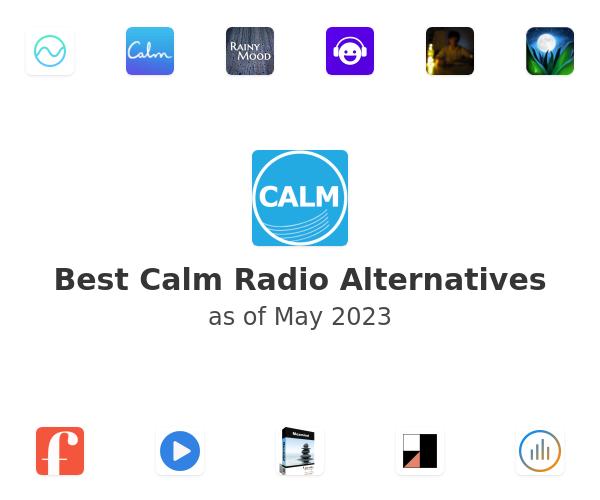 Best Calm Radio Alternatives
