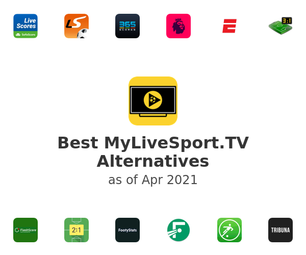 Best MyLiveSport.TV Alternatives