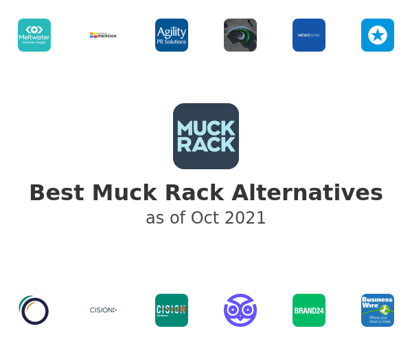 Best Muck Rack Alternatives